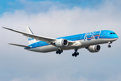 KLM / Boeing 787-10 / PH-BKA / 100 Years KLM
