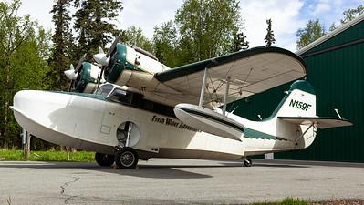 Fresh Water Adventure / Grumman G-21A Goose / N159F