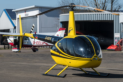 Private / Robinson R44 / D-HSYK