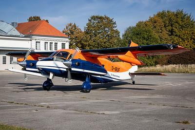 Technische Universität Braunschweig / Dornier Do128-6 / D-IBUF