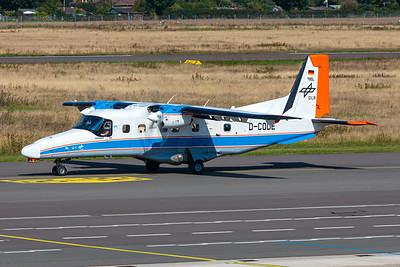 Germany - DLR Flugbetriebe / Dornier Do-228-101 / D-CODE