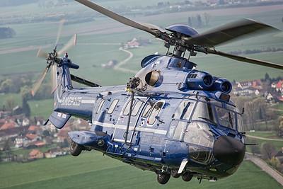 Bundespolizei / Aerospatiale AS332 L1 Super Puma / D-HEGW