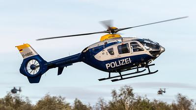 Polizei Brandenburg / Airbus Helicopters H135 / D-HBBZ