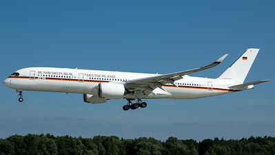 Luftwaffe FBS BMVg / Airbus A350-900 / 10+03