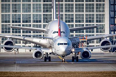 Turkish Airlines / Boeing 737-800 / TC-JFL