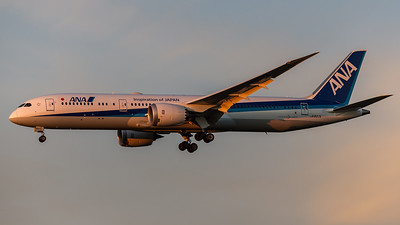 All Nippon Airways / Boeing B787-9 / JA837A
