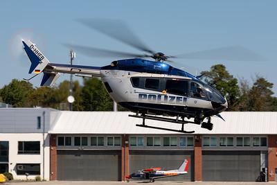 Polizei Hessen | Eurocopter EC 145 | D-HHEB