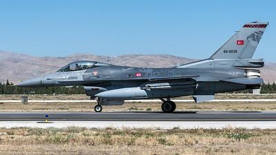 Turkish Air Force 151 Filo / Lockheed Martin F-16C Block 40 / 88-0036