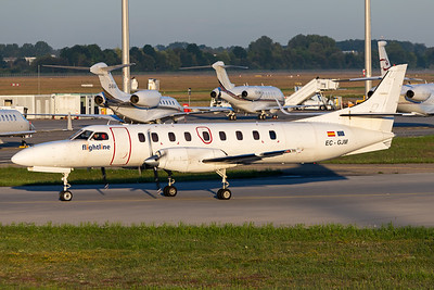 Flightline / Fairchild Metroliner / EC-GJM
