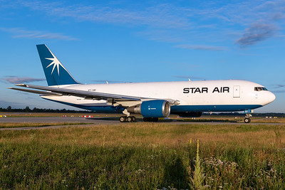 Star Air / Boeing 767-200 / OY-SRI