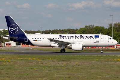 Say yes to Europe livery