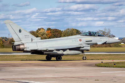 Italy Air Force / Eurofighter Typoon / MM7320