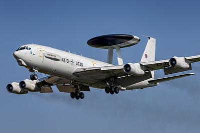 NATO / E-3A AWACS / LX-N90454