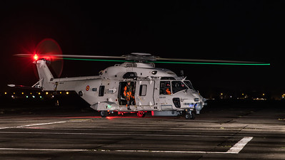 Belgian Air Force / Airbus Helicopters NH90 NFH / RN-01