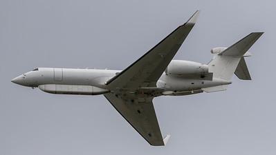 Israeli Air Force 122 Squadron / Gulfstream G550 Nashon Shavit / 679