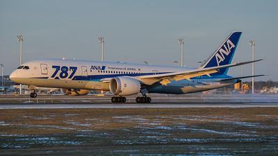 All Nippon Airways / Boeing B787-8 / JA820A