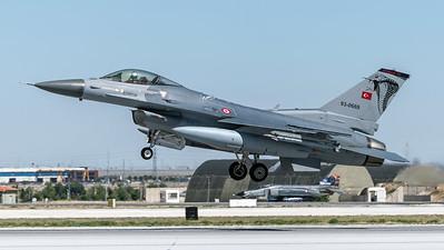 Turkish Air Force 191 Filo / Lockheed Martin F-16C Block 50 / 93-0669