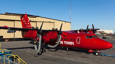 Air Tindi / DHC-7-102 Dash 7 / C-GUAT
