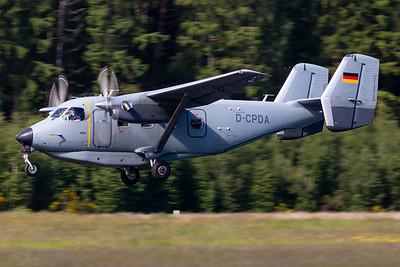 PD Air Operation / PZL-Mielec M-28 Skytruck / D-CPDA