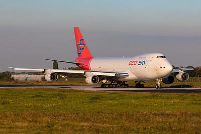 Geo-Sky / Boeing 747-236B(SF) / 4L-GEN