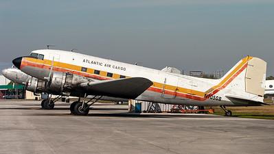 Atlantic Air Cargo / Douglas C-47A Skytrain / N705GB