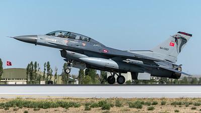 Turkish Air Force 191 Filo / Lockheed Martin F-16C Block 50 / 94-1557