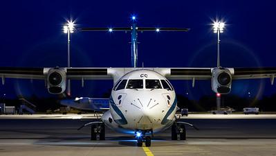 Air Dolomiti / ATR 72-500 / I-ADCC