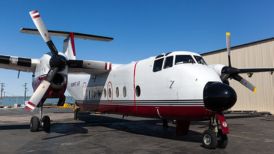 Summit Air / DHC-5A Buffalo / C-FASV