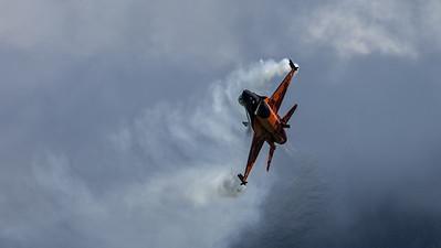 Royal Netherland Air Force / F-16AM Fighting Falcon / J-015 / RNLAF Demo Team