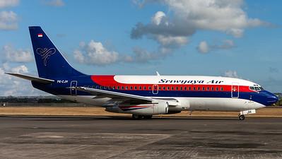Sriwijaya Air / B737-200 Adv. / PK-CJH