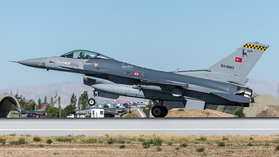 Turkish Air Force 113 Filo / Lockheed Martin F-16C Block 50 / 93-0663