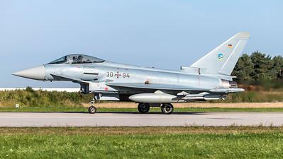 German Air Force TLG 74 / Eurofighter Typhoon / 30+94