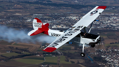 US Army / Cessna Bird Dog / 112552