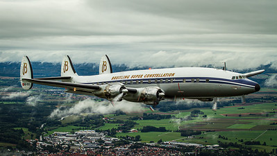 Breitling / Lockheed L-1049 Super Constelation / HB-RSC