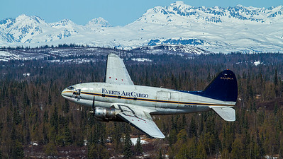 Everts Air Cargo / C-46F Commando / N7848B
