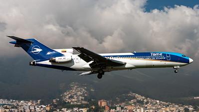 TAME Ecuador / B727-200 Adv. / HC-BHM