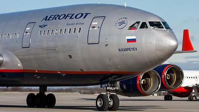 Aeroflot / Ilyushin Il96-300 / RA-96010