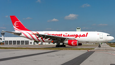 Empost / A300B4-203(F) / TC-ACC