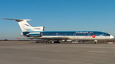 S7 Airlines / Tu-154M / RA-85652