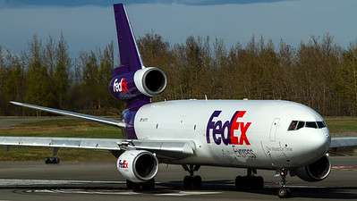 FedEx Express / MD-10F / N317FE