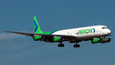 Arrow Air / Douglas DC-8-63F / N784AL