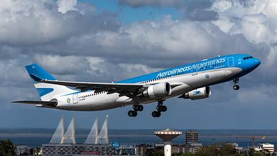 Aerolineas Argentinas / A330-200 / LV-GHQ