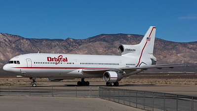 "Orbital Sciences Corporation / Lockheed L.1011 TriStar 1 / N140SC / ""Stargazer"""