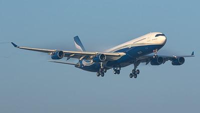 Hi Fly Malta / A340-300 / 9H-SUN