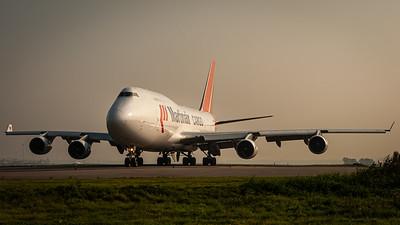 Martinair Cargo / B747-412(BCF) / PH-MPP