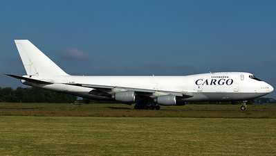 The Cargo Airline / B747-200B(SF) / 4L-GEO