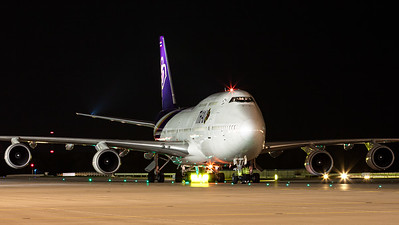Thai Airways / B747-400 / HS-TGK