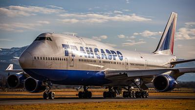 Transaero / B747-400 / EI-XLI