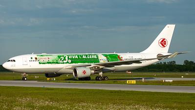 "Air Algerie / A330-300 / 7T-VJW / ""Viva l'Algerie - WM2010"""