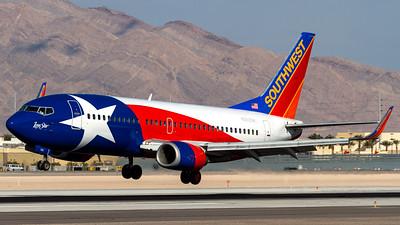 """Southwest Airlines / B737-300W / N3525W / """"Lone Star"""""""